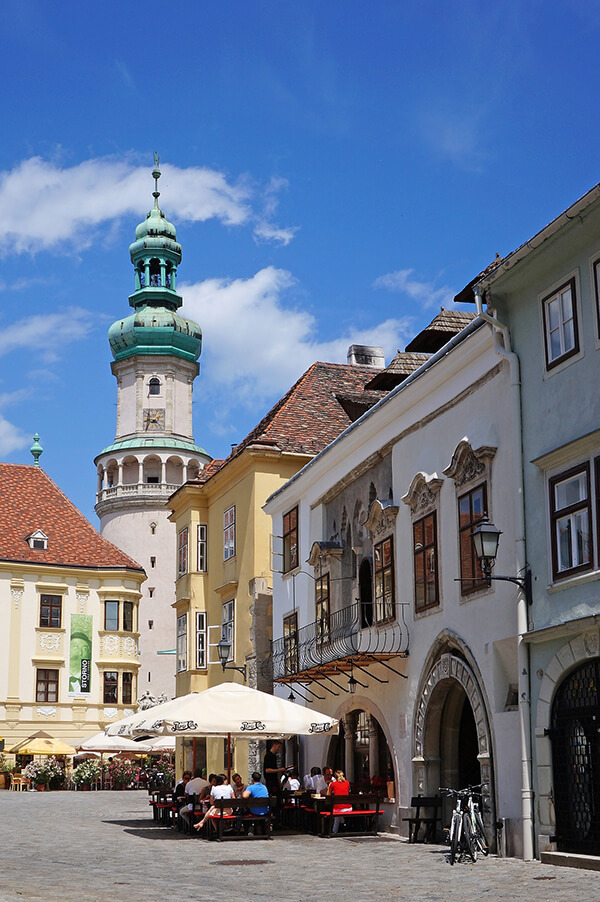 Sopron - Dental Tourismus in Ungarn